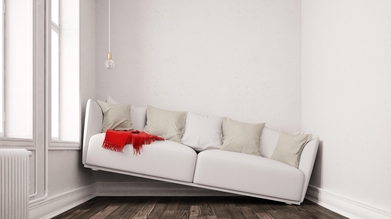 Sofa too big